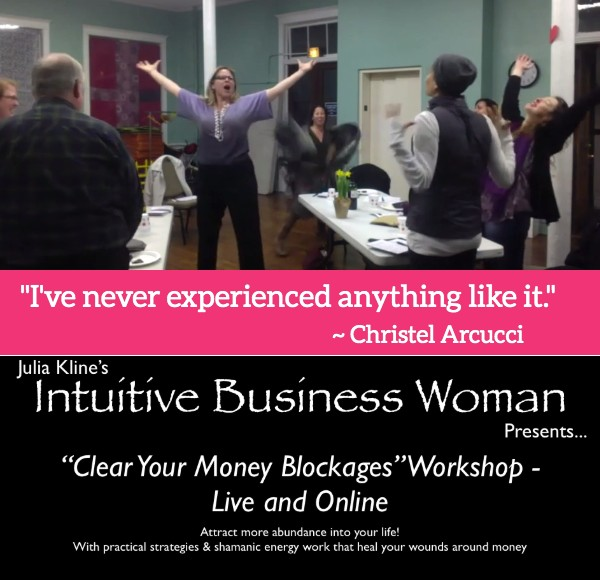 Clear Your Money Blockages