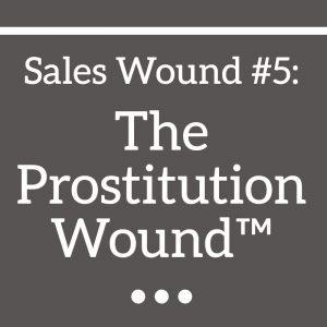 Prostitution Wound™